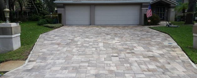 Paver Sealing for a Brighter Neighborhood