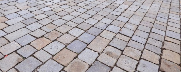 Lightening Paver Sealing