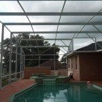 Pool Enclosure After