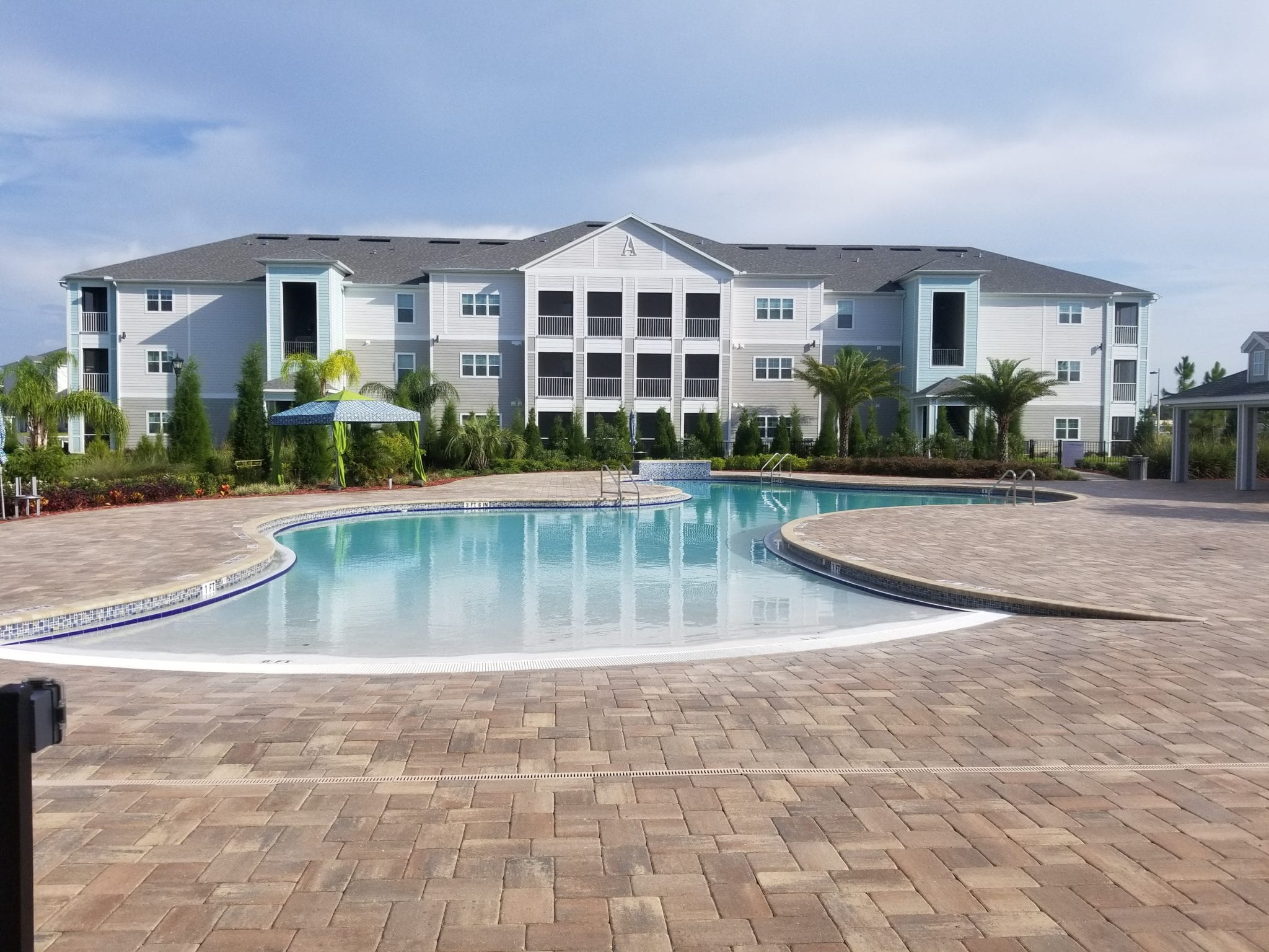 Paver Sealing Lakeland FL