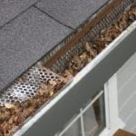 Lightening Gutter Cleaning