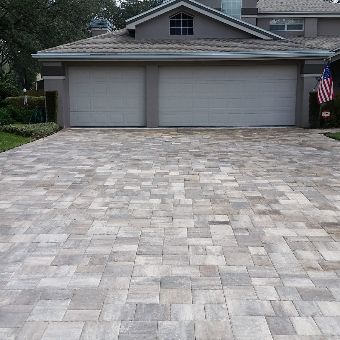 Complete Paver Sealing With the right maintenance plan in place, your pavers should last – and look beautiful – for years. Our paver sealing service is a key part of that maintenance plan. We always use a three-step process that will keep your pavers clean, attractive, and well-protected: Paver Sealing Lakeland FL Check Icon Paver Cleaning We start with a pressure washing service. This removes dirt and other imperfections. It kills mold, mildew, and moss. And it leaves your pavers looking the way you want them to: curb appeal friendly. Check Icon Paver Joint Replacement Your pavers' joints are packed with sand. Over time, the sand can become discolored and erode – and it's our job to replace it. We remove the old sand and swap it with material that is attractive and durable. Check Icon Paver Sealing Finally, we seal your pavers. This protective coat keeps the qualities you like about your pavers in – and keeps the elements that could hurt it out. Our team uses a high-quality sealant that offers optimal protection against stains and water damage.